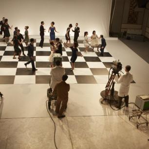 backstage film C'era una volta lo studio 1