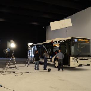 Set Shooting iveco