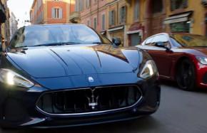 Campagna web Maserati Gran Turismo e Gran Cabrio